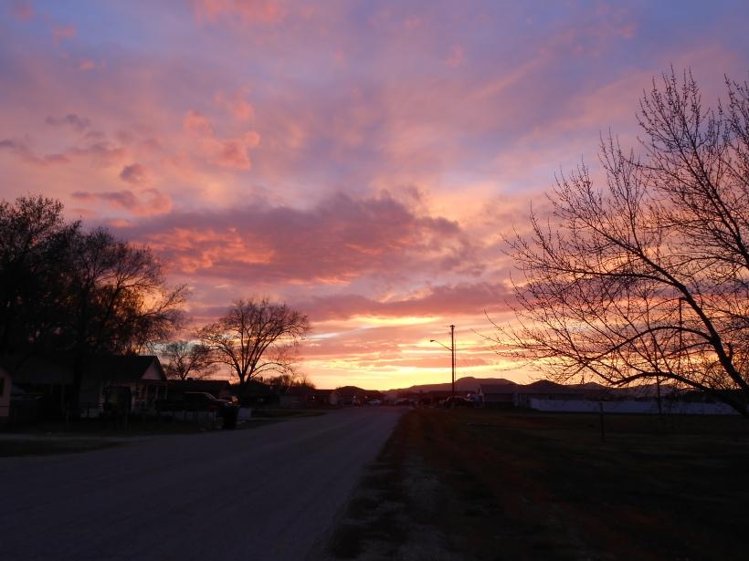 Brigham City Utah skies