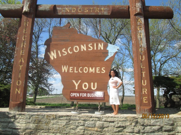 Wisconsin welcomes you ...