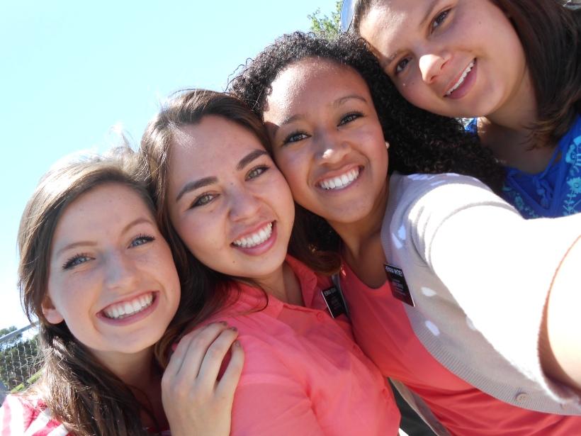 sisters ... friends ... missionaries