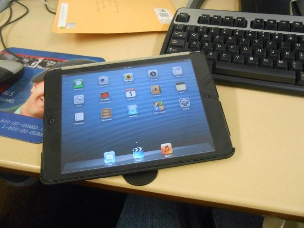 our mini iPads