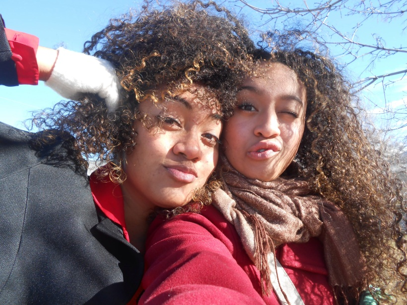 hair and wind