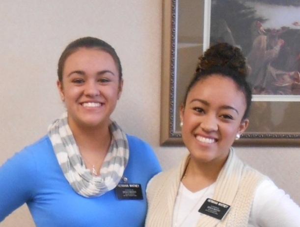 A member twin in Utah.  She used my nametag too.