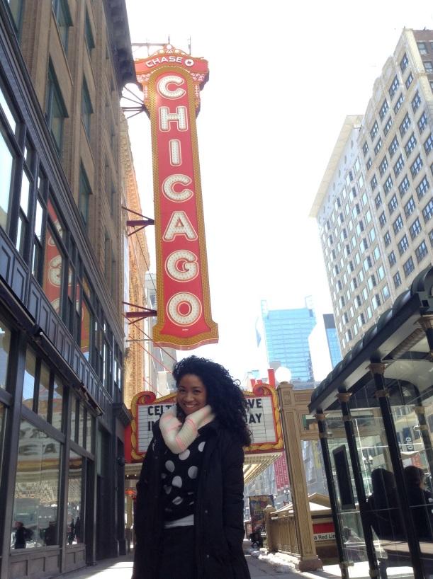 St. Patricks Day in Chicago.