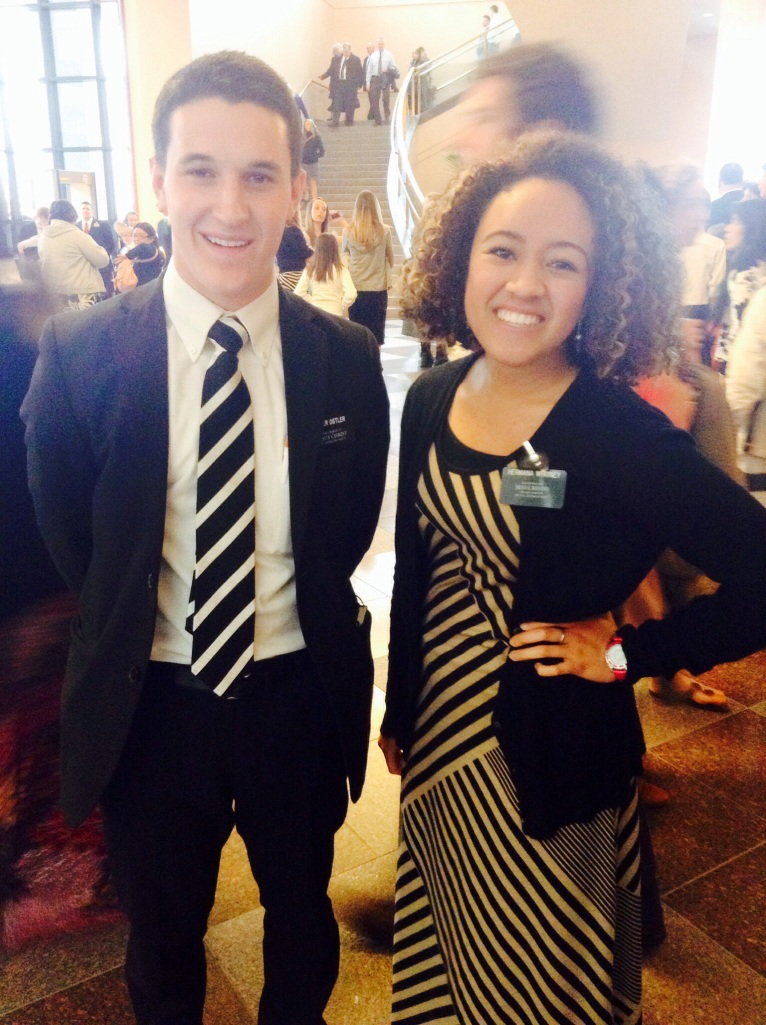 With Elder Levi Ostler (from same stake in NY)