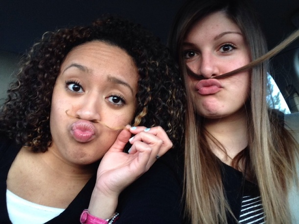 Like our stache?? :)
