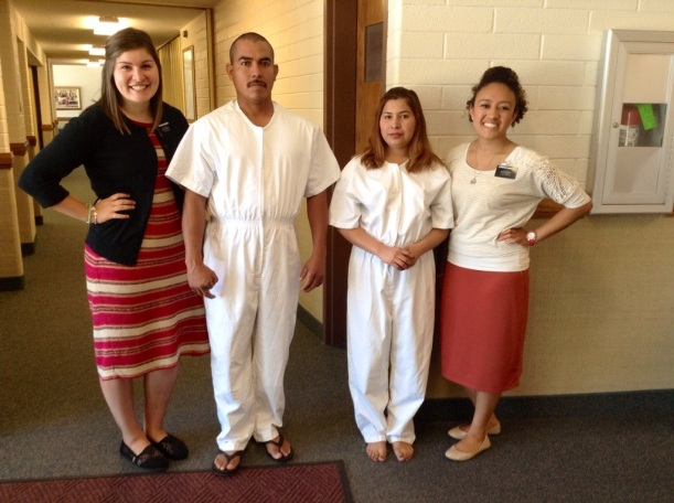 Our recent converts!! They're really happy! I promise
