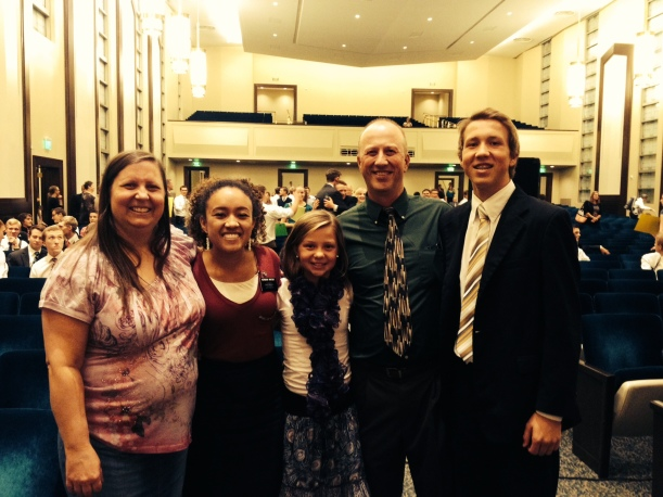 The Busdicker Family